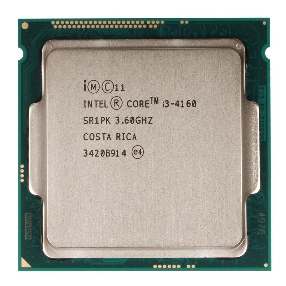 Cpu- I3 4160+ Fan Zin