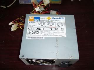 Acbel 300w – 350W  Fan 8