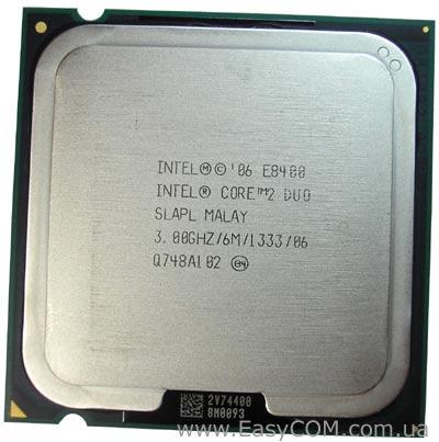 Core 2 dual E8400 . BH 3 THÁNG