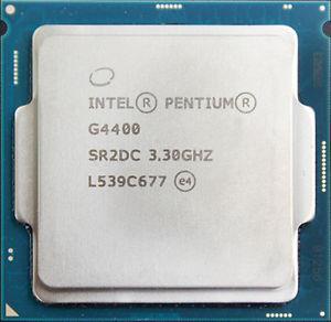 CPU G4400 -BH 3 THÁNG