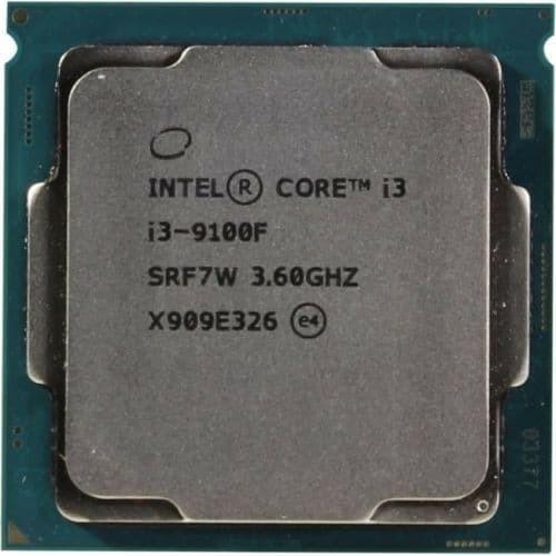 CPU I3-9100F - BH 3 THÁNG