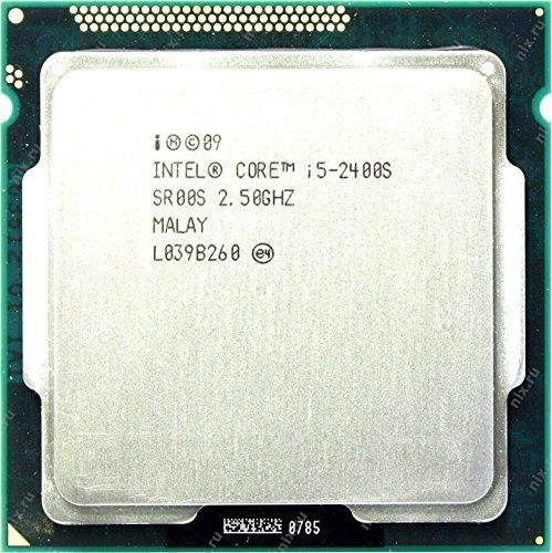 Cpu i5-2400S