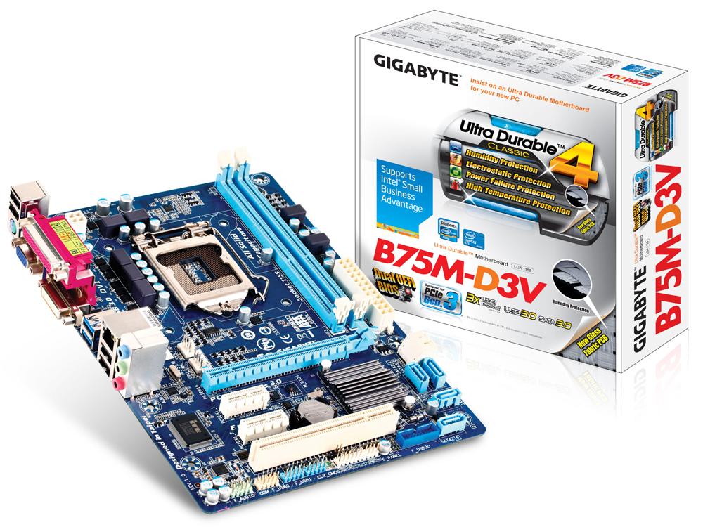 B75 gigabyte