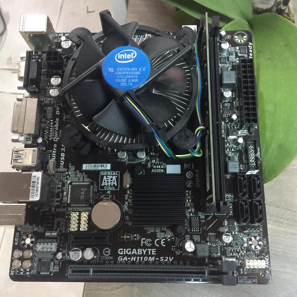 H110+ i5 6400+ 4Gb ram