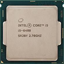 I5-6400+fan zin